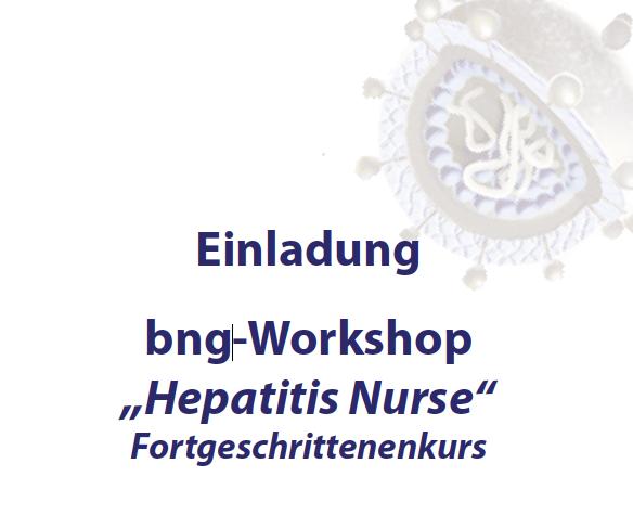 Workshop-Hepatitis-Nurse-fuer-Fortgeschrittene