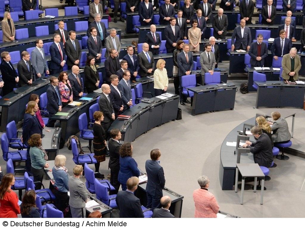 Bundestag Parlament